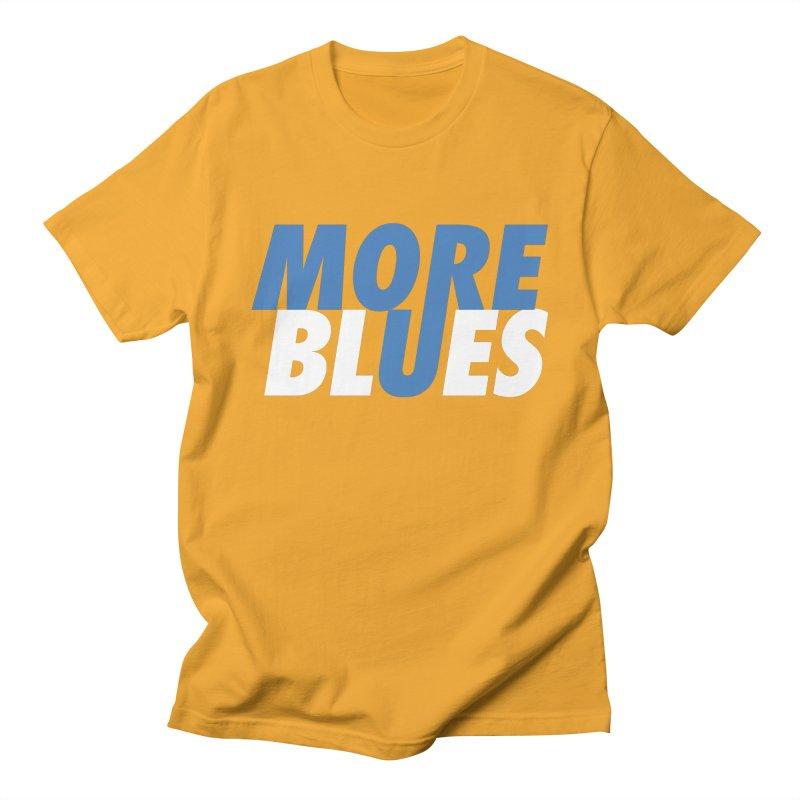 More Blues Men's T-Shirt by Cornerstore Classics