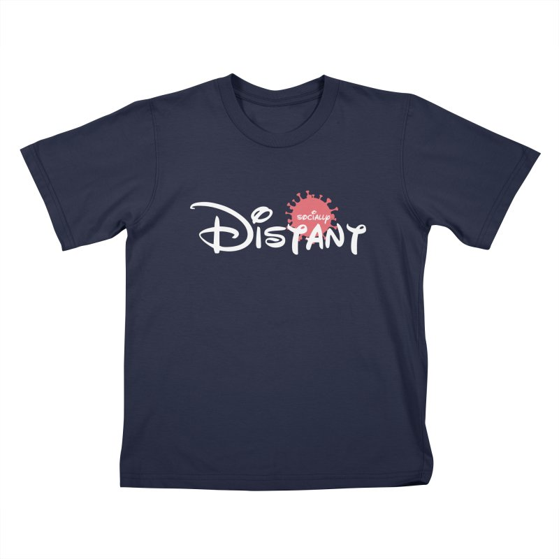 Socially Distant Kids T-Shirt by Cornerstore Classics