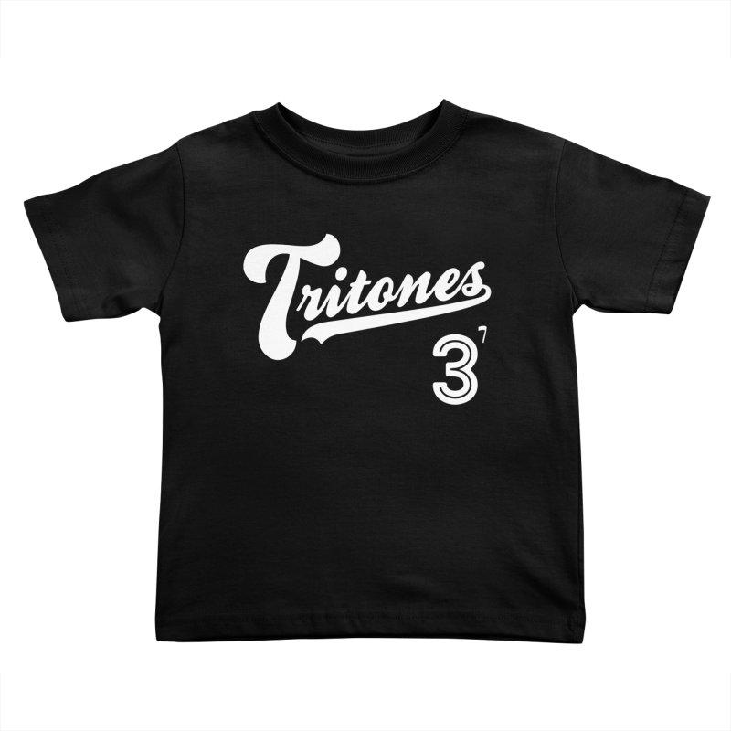 Tritones Kids Toddler T-Shirt by Cornerstore Classics