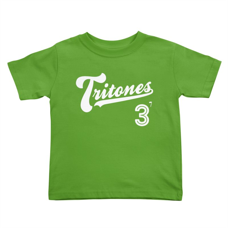 Tritones Kids Toddler T-Shirt by Cornerstore Classics