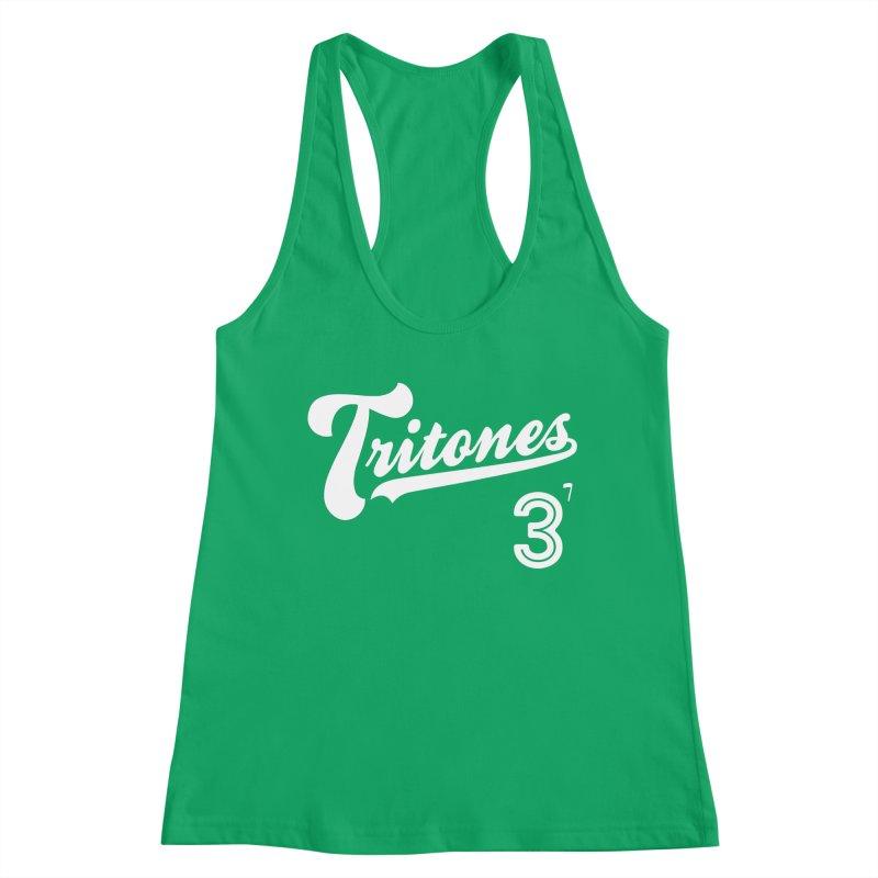 Tritones Women's Tank by Cornerstore Classics