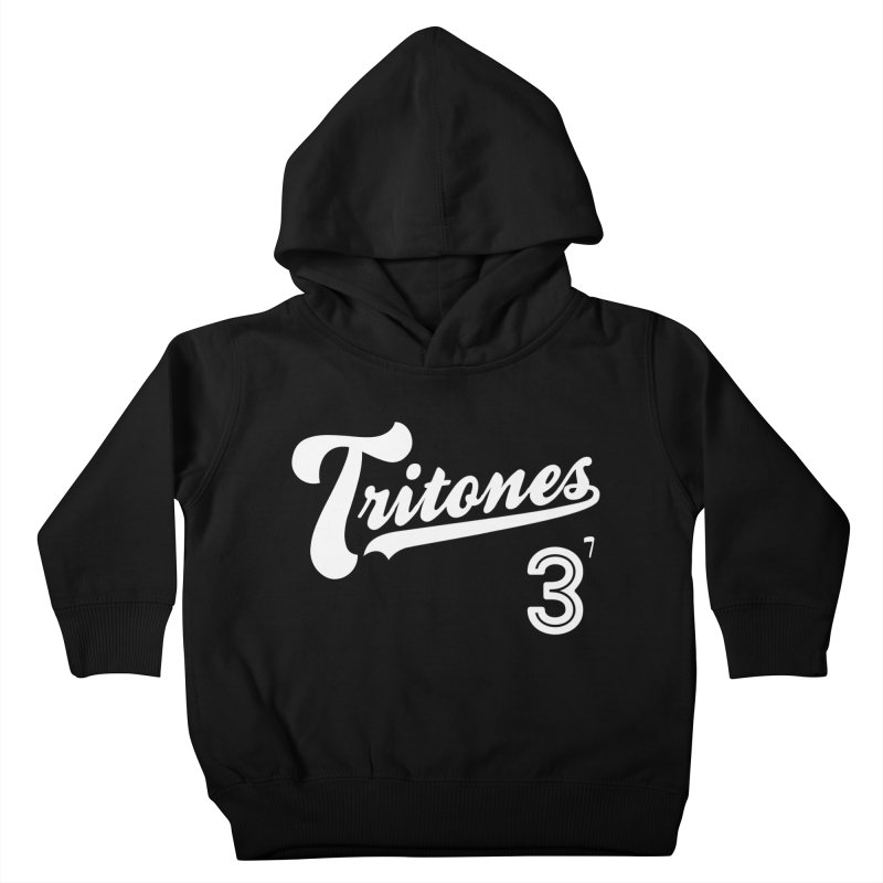 Tritones Kids Toddler Pullover Hoody by Cornerstore Classics