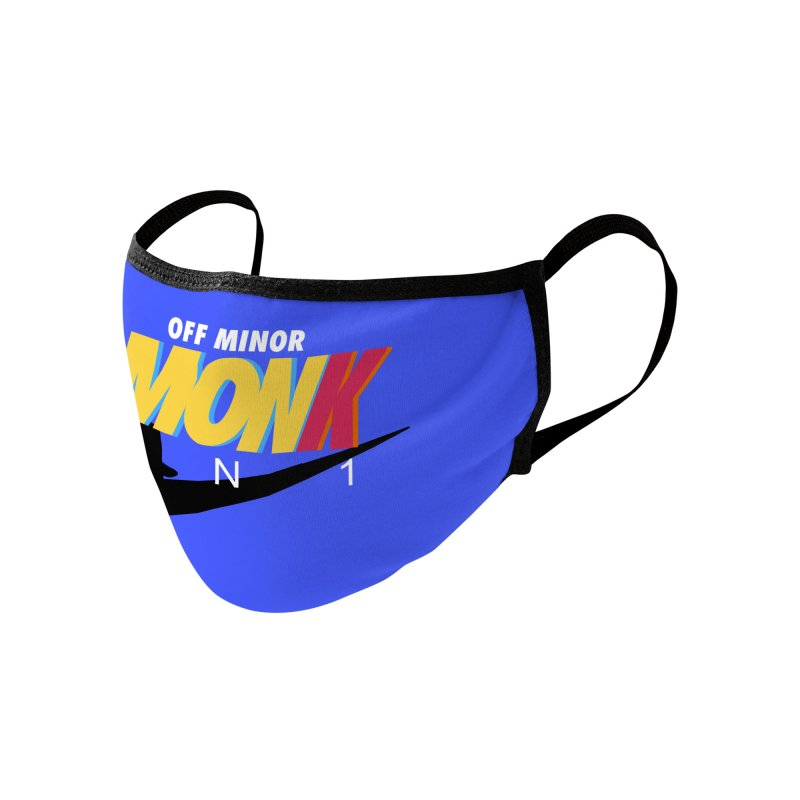 Air Monk 4N1 Accessories Face Mask by Cornerstore Classics