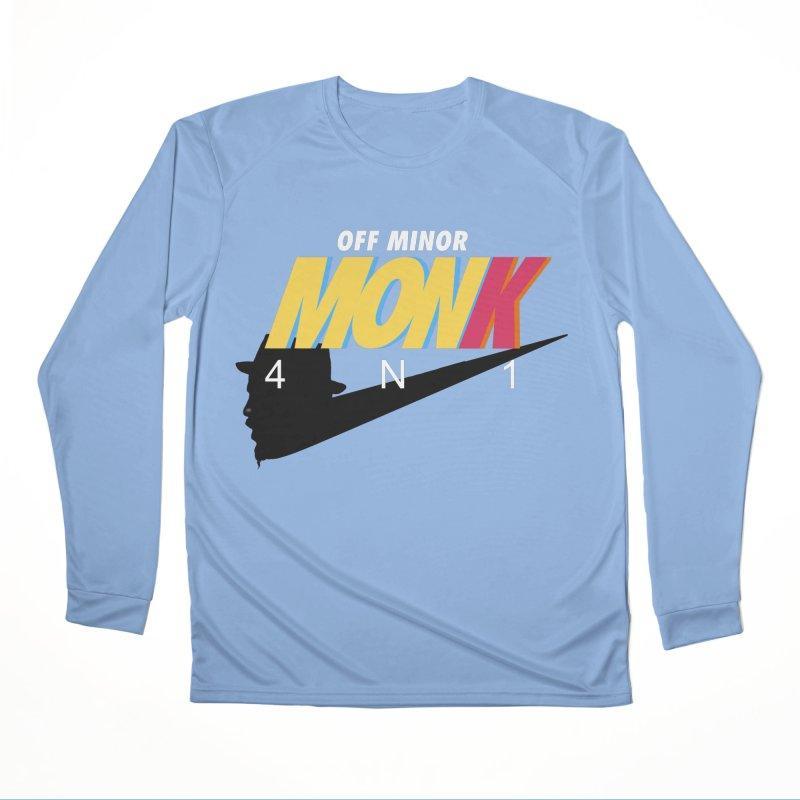 Air Monk 4N1 Men's Longsleeve T-Shirt by Cornerstore Classics