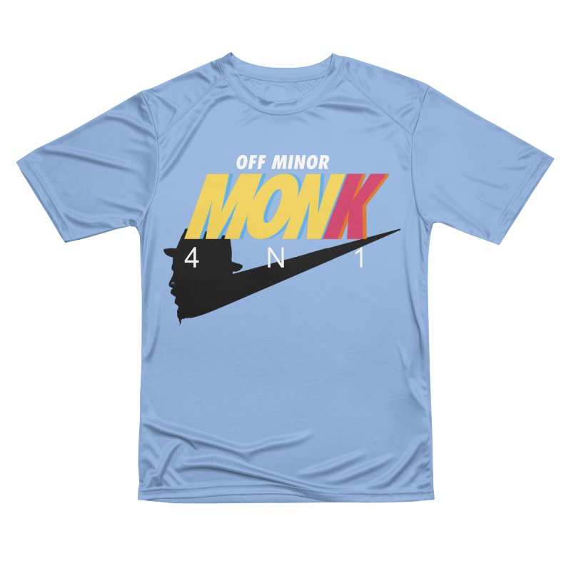 Air Monk 4N1 Women's T-Shirt by Cornerstore Classics