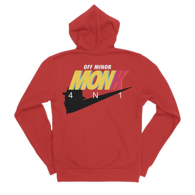 Air Monk 4N1 Men's Zip-Up Hoody by Cornerstore Classics