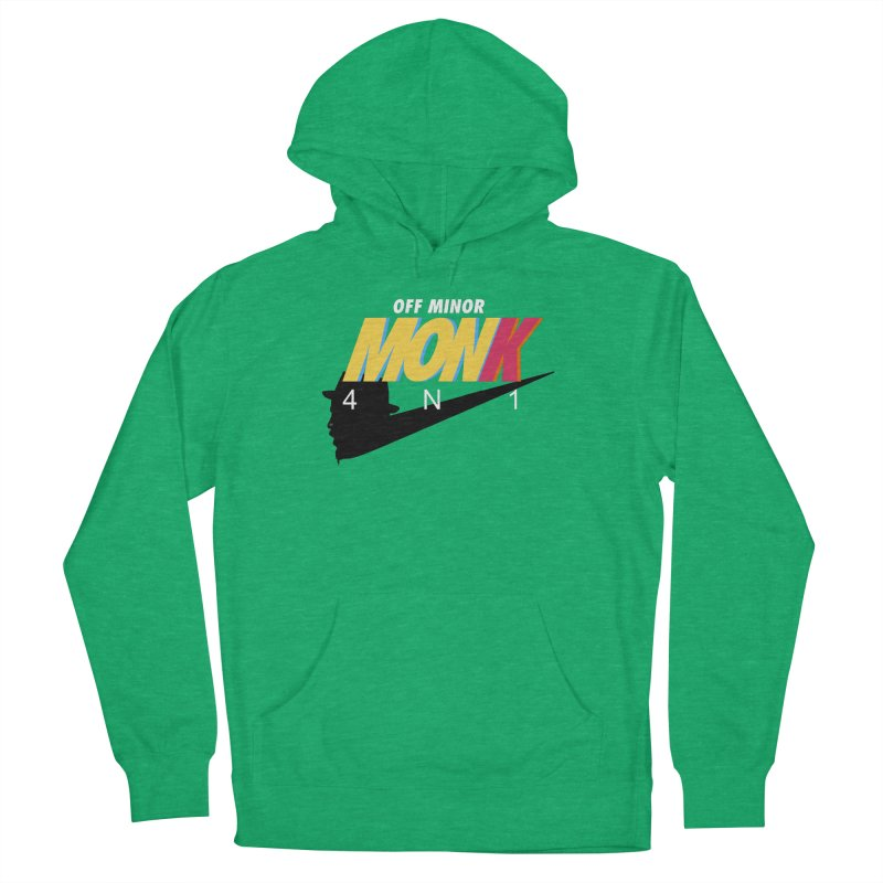 Air Monk 4N1 Women's Pullover Hoody by Cornerstore Classics