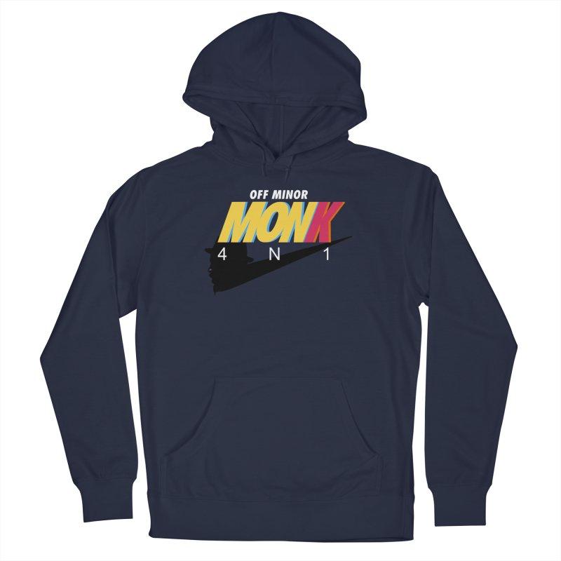 Air Monk 4N1 Men's Pullover Hoody by Cornerstore Classics