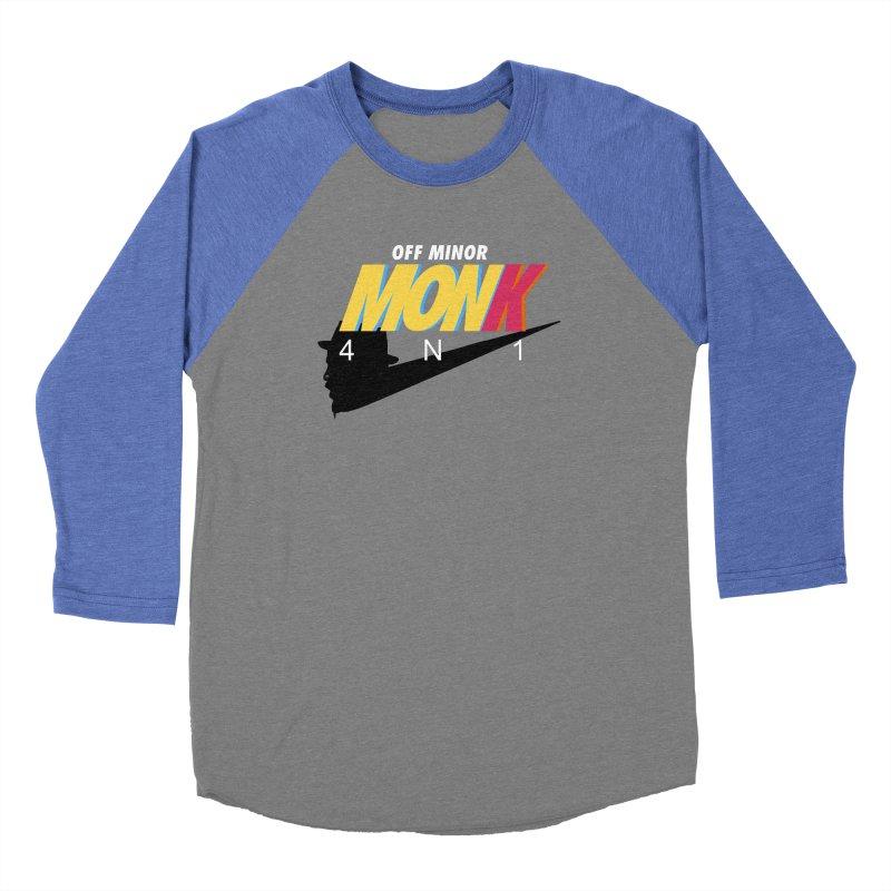 Air Monk 4N1 Women's Longsleeve T-Shirt by Cornerstore Classics