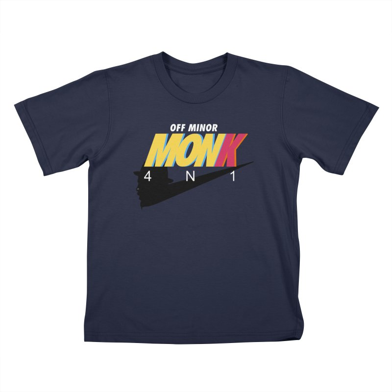 Air Monk 4N1 Kids T-Shirt by Cornerstore Classics