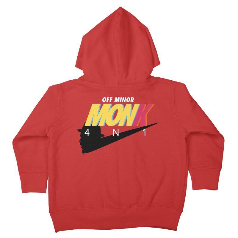 Air Monk 4N1 Kids Toddler Zip-Up Hoody by Cornerstore Classics
