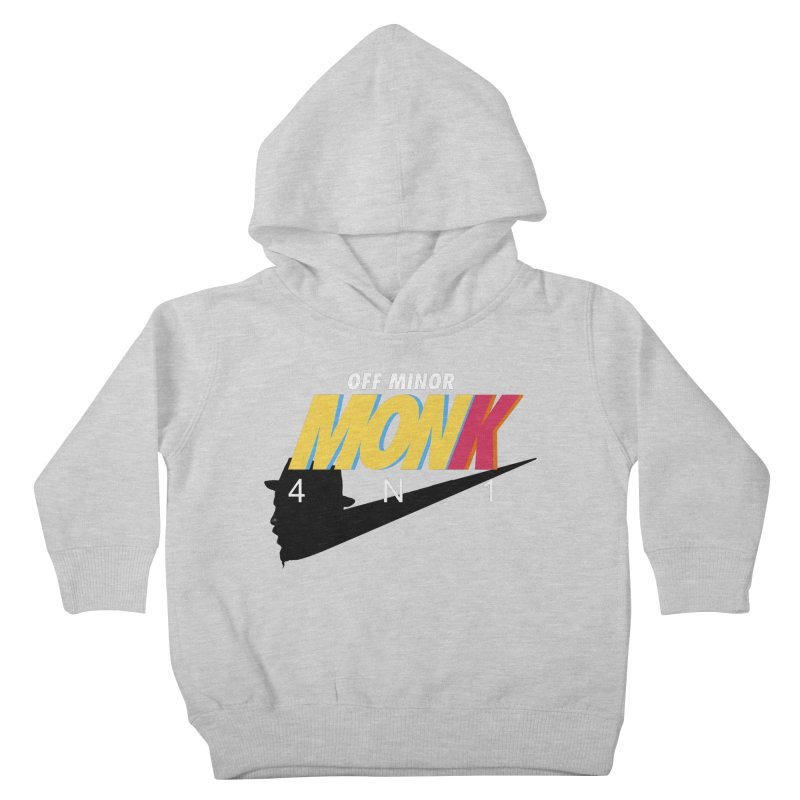 Air Monk 4N1 Kids Toddler Pullover Hoody by Cornerstore Classics
