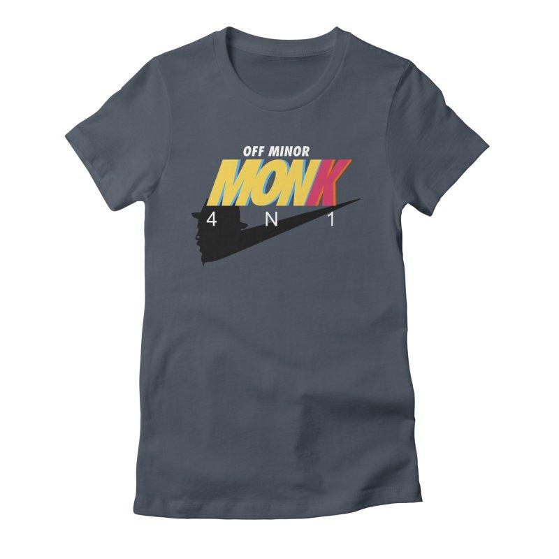 Air Monk 4N1 Women's T-Shirt by Cornerstore Classics