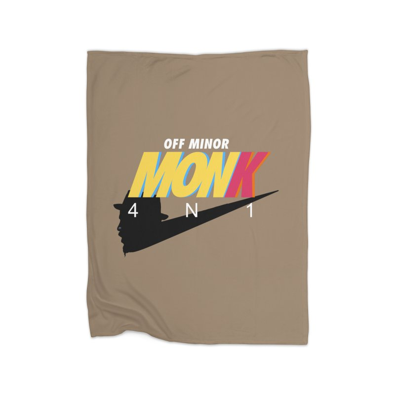 Air Monk 4N1 Home Blanket by Cornerstore Classics