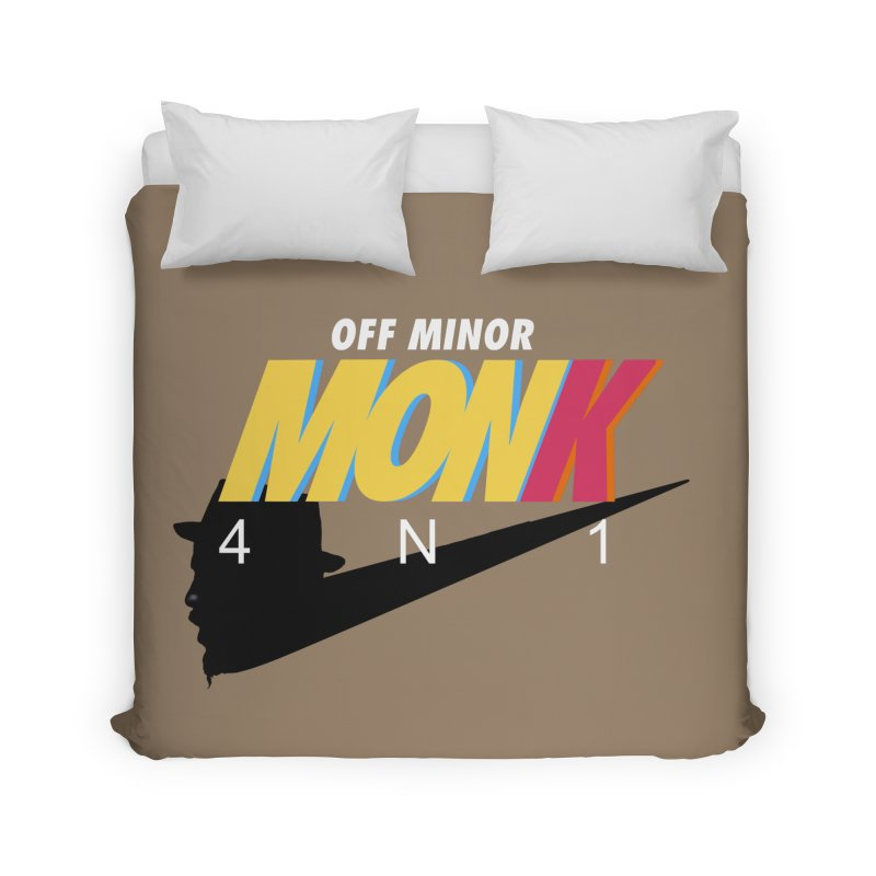 Air Monk 4N1 Home Duvet by Cornerstore Classics