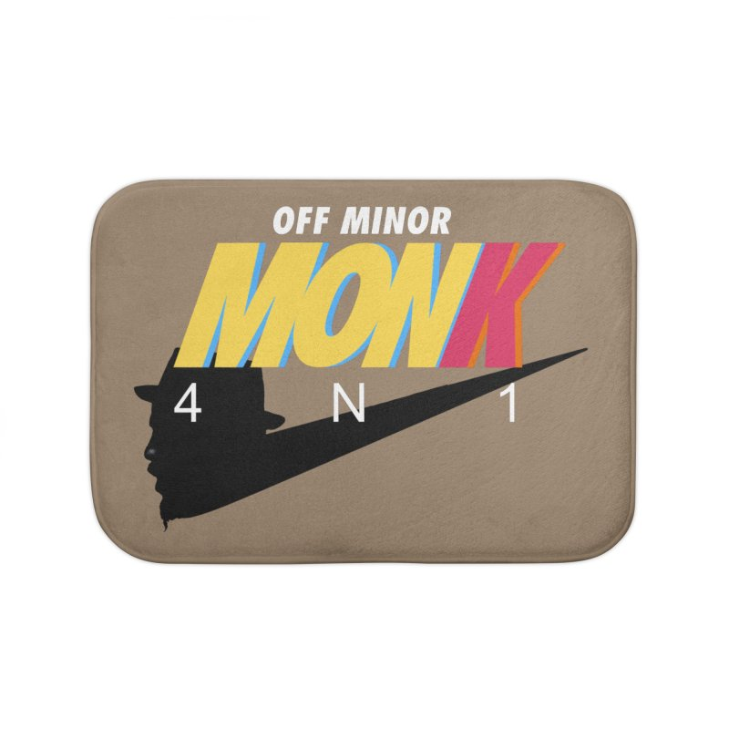 Air Monk 4N1 Home Bath Mat by Cornerstore Classics