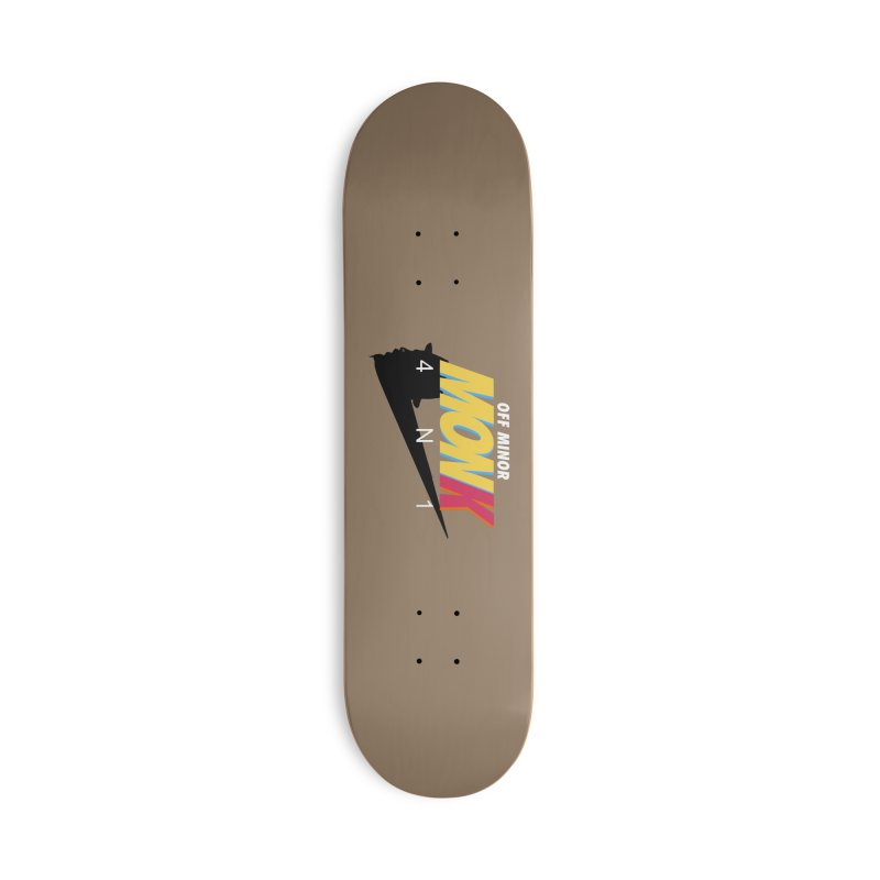 Air Monk 4N1 Accessories Skateboard by Cornerstore Classics