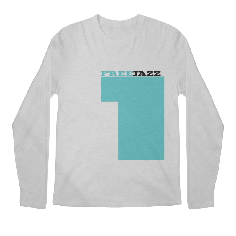 FREE JAZZ TRANE Men's Longsleeve T-Shirt by Cornerstore Classics