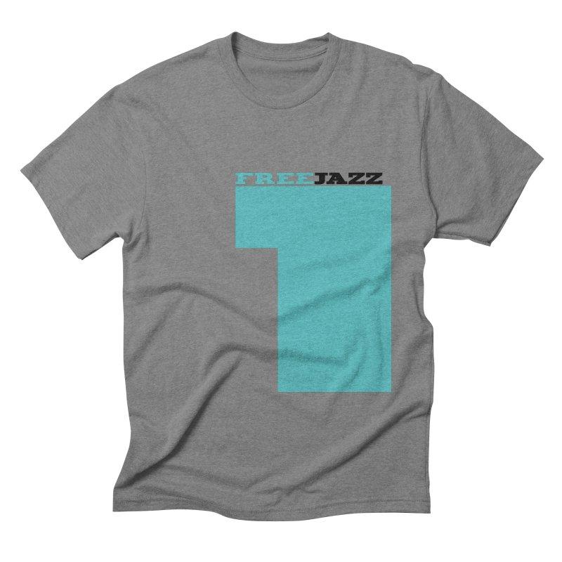 FREE JAZZ TRANE Men's T-Shirt by Cornerstore Classics