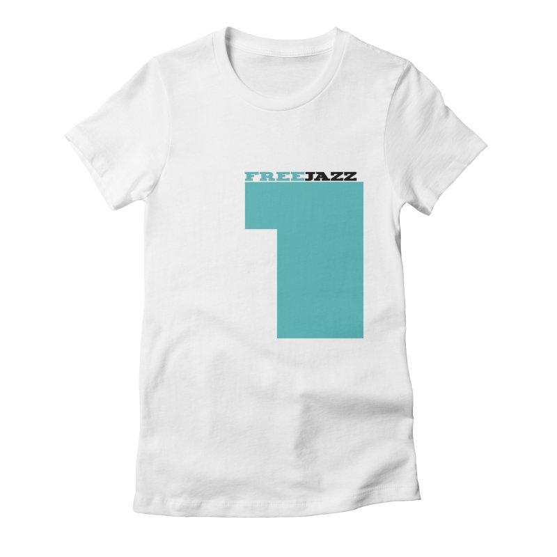 FREE JAZZ TRANE Women's T-Shirt by Cornerstore Classics