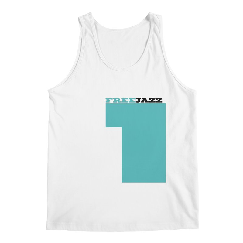 FREE JAZZ TRANE Men's Tank by Cornerstore Classics
