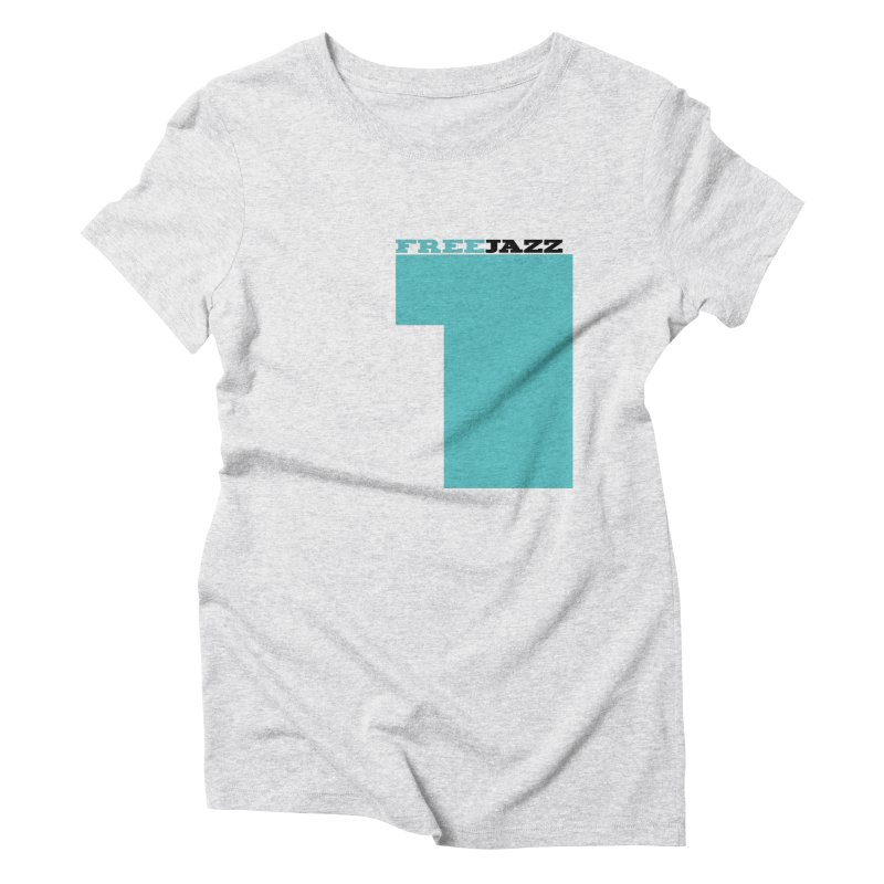 FREE JAZZ TRANE Women's T-Shirt by Cornerstore Classics