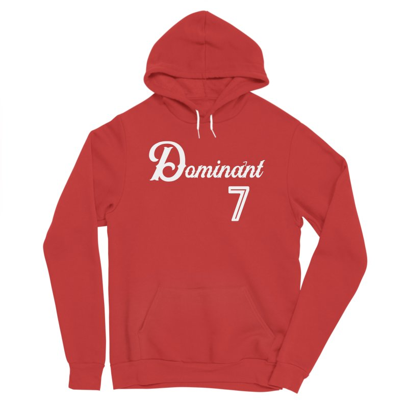 Dominant 7s Women's Pullover Hoody by Cornerstore Classics