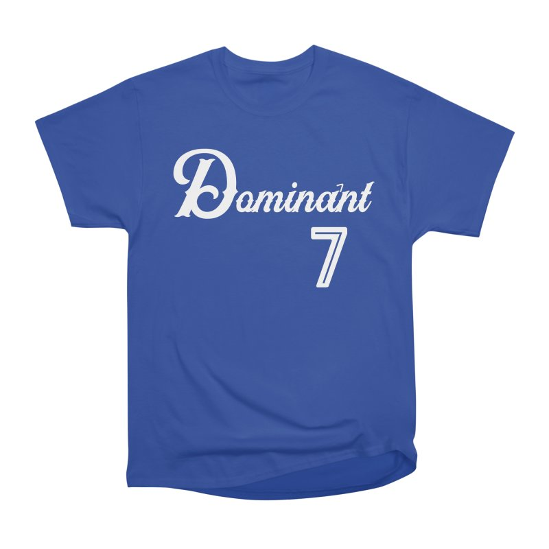 Dominant 7s Men's T-Shirt by Cornerstore Classics