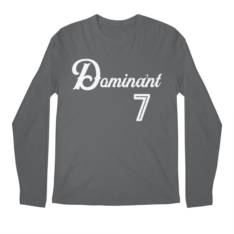 Dominant 7s Men's Longsleeve T-Shirt by Cornerstore Classics