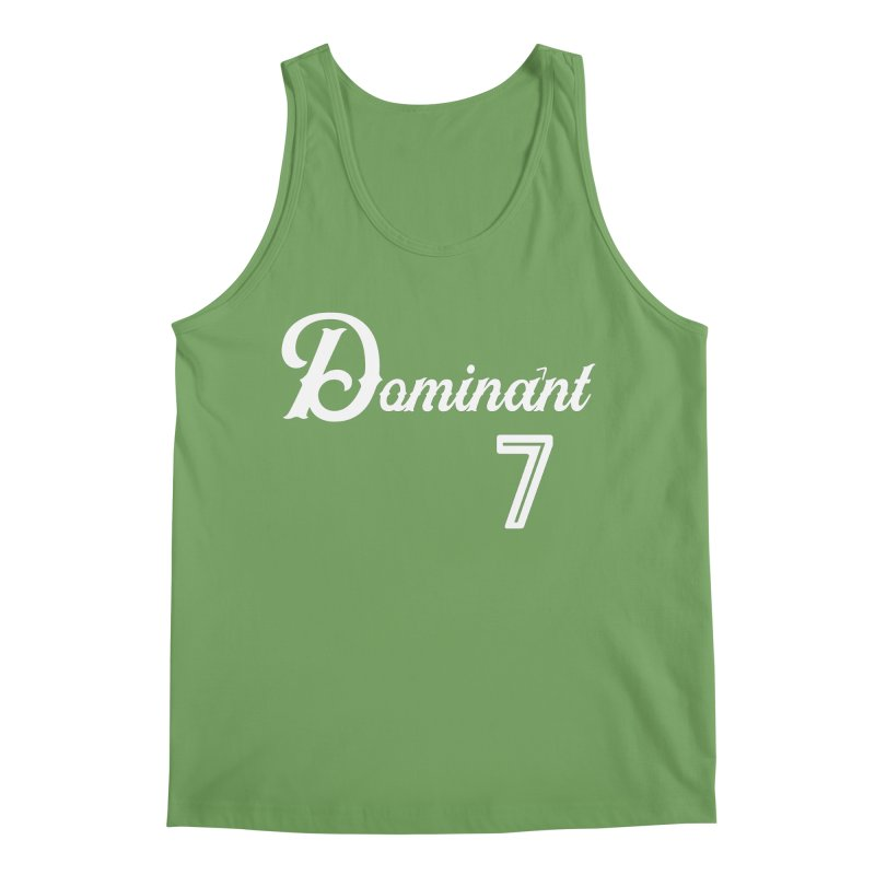 Dominant 7s Men's Tank by Cornerstore Classics