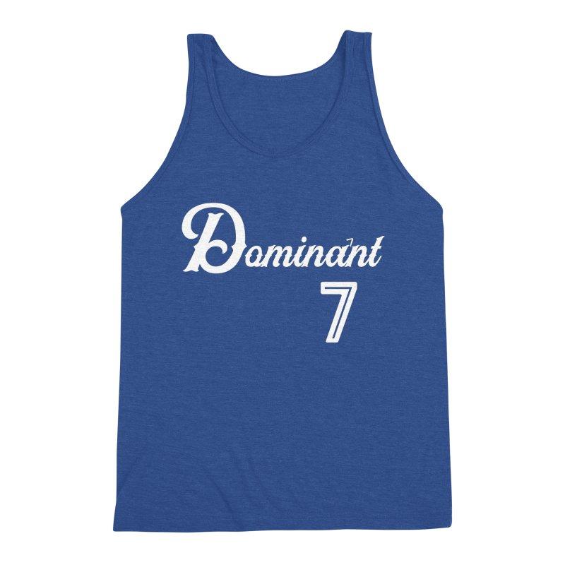 Dominant 7s Men's Tank by Cornerstore Classics