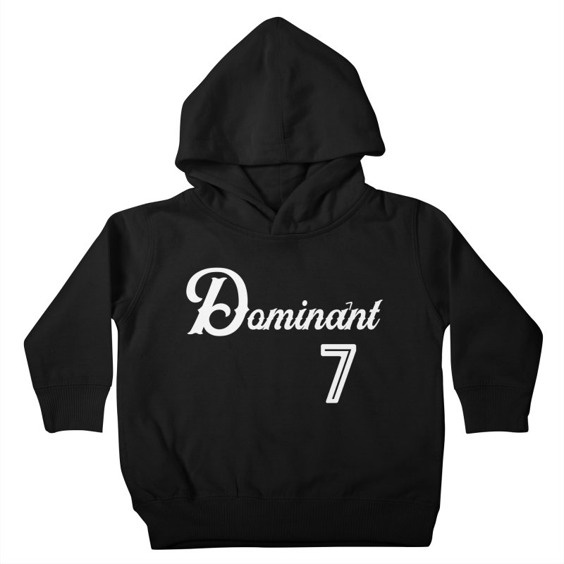 Dominant 7s Kids Toddler Pullover Hoody by Cornerstore Classics