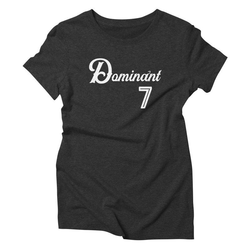 Dominant 7s Women's T-Shirt by Cornerstore Classics