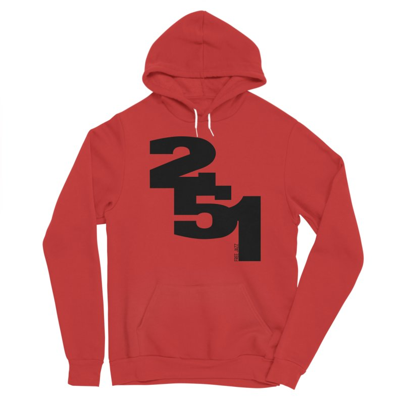 2 5 1 Women's Pullover Hoody by Cornerstore Classics