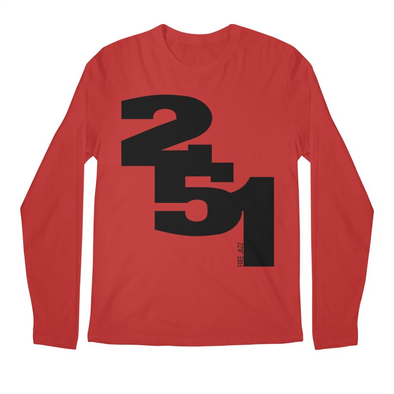 2 5 1 Men's Longsleeve T-Shirt by Cornerstore Classics