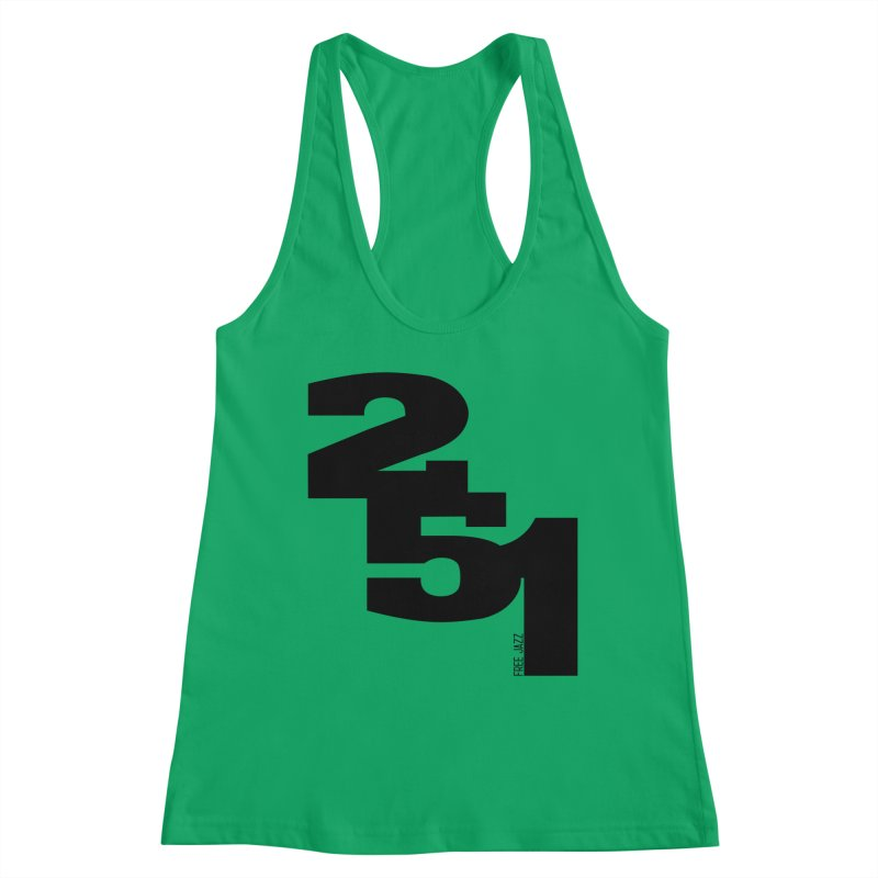 2 5 1 Women's Tank by Cornerstore Classics