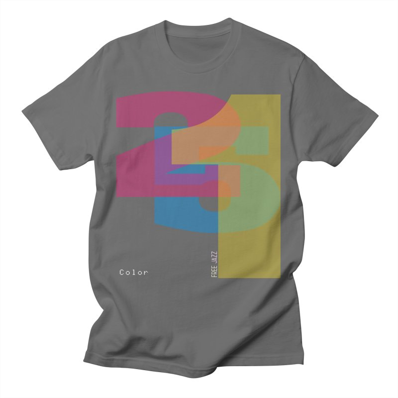 color 2 5 1 Men's T-Shirt by Cornerstore Classics