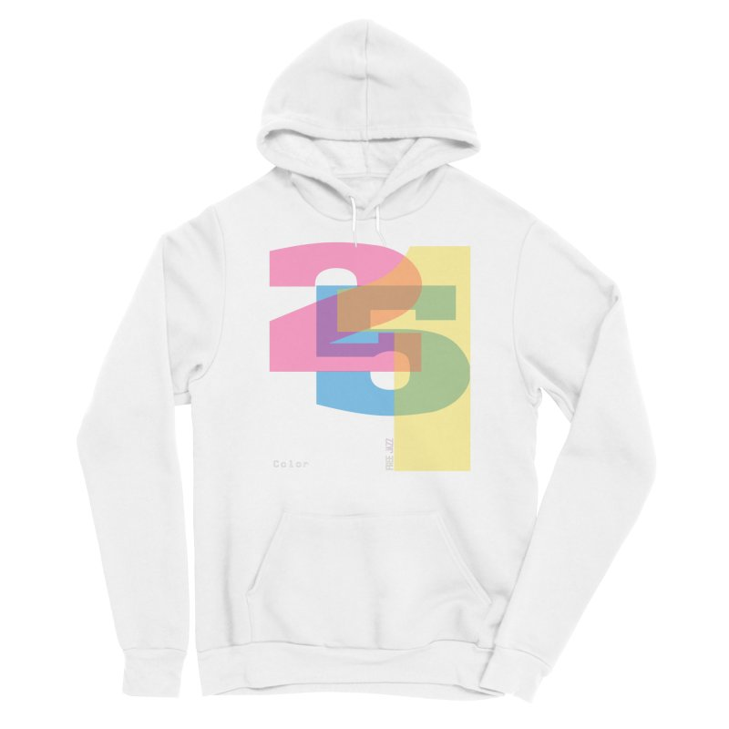color 2 5 1 Women's Pullover Hoody by Cornerstore Classics