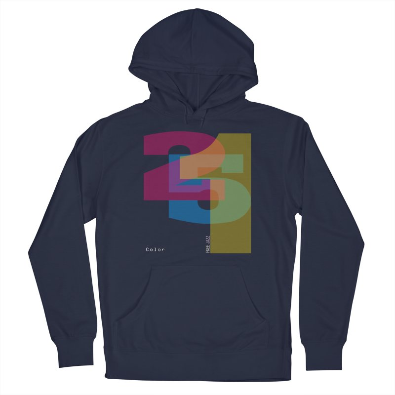 color 2 5 1 Men's Pullover Hoody by Cornerstore Classics