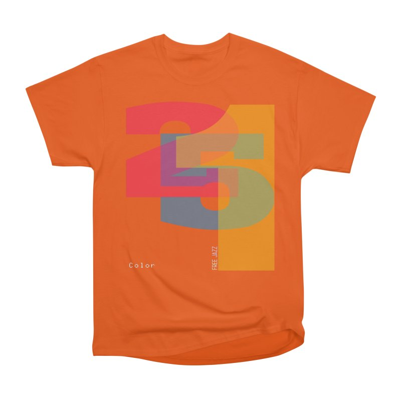 color 2 5 1 Men's T-Shirt by Cornerstore Classics