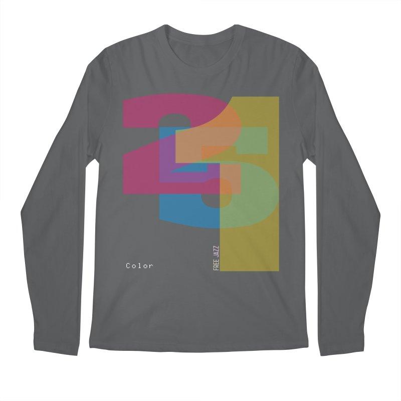 color 2 5 1 Men's Longsleeve T-Shirt by Cornerstore Classics