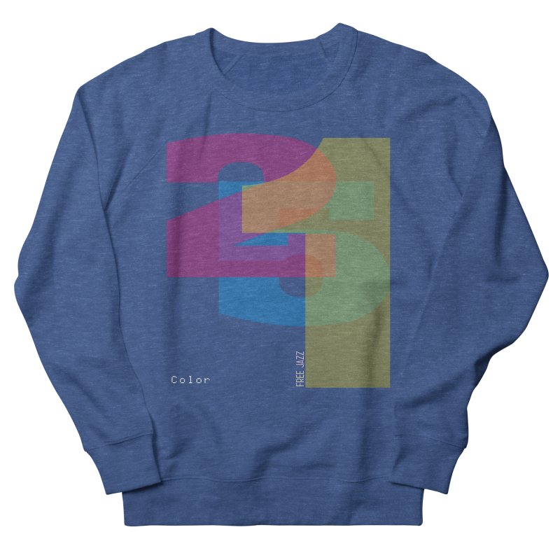 color 2 5 1 Men's Sweatshirt by Cornerstore Classics