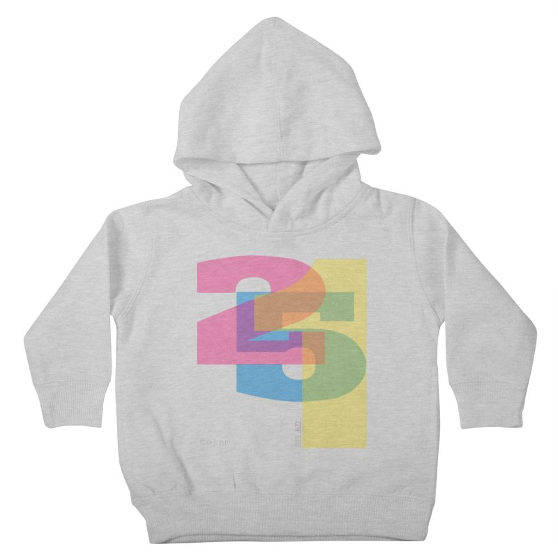 color 2 5 1 Kids Toddler Pullover Hoody by Cornerstore Classics