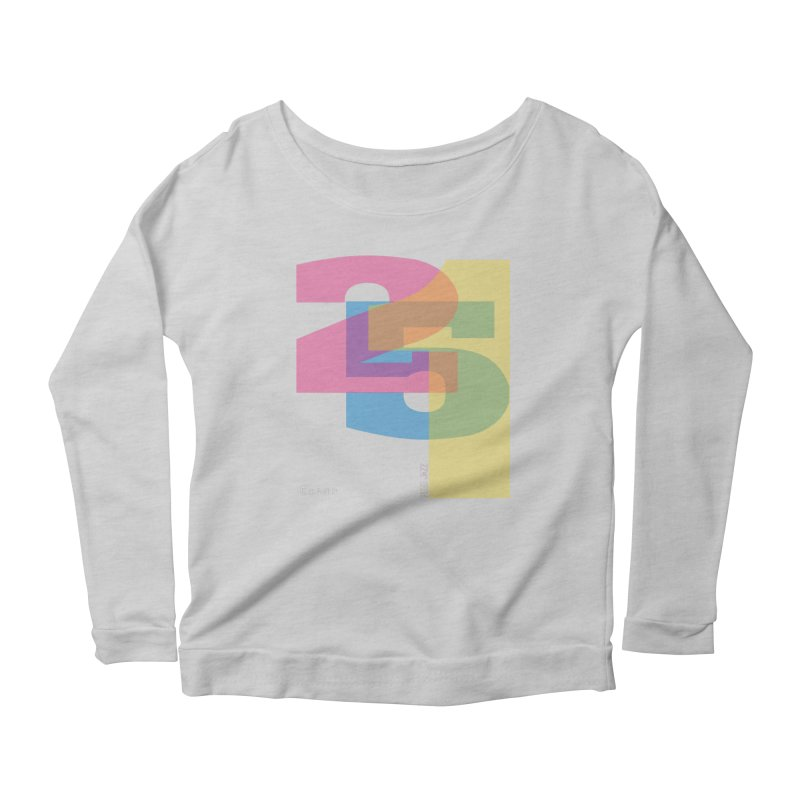 color 2 5 1 Women's Longsleeve T-Shirt by Cornerstore Classics