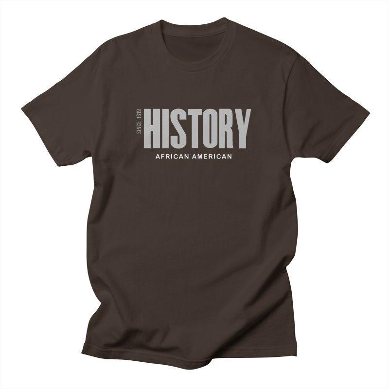 Black History Men's T-Shirt by Cornerstore Classics