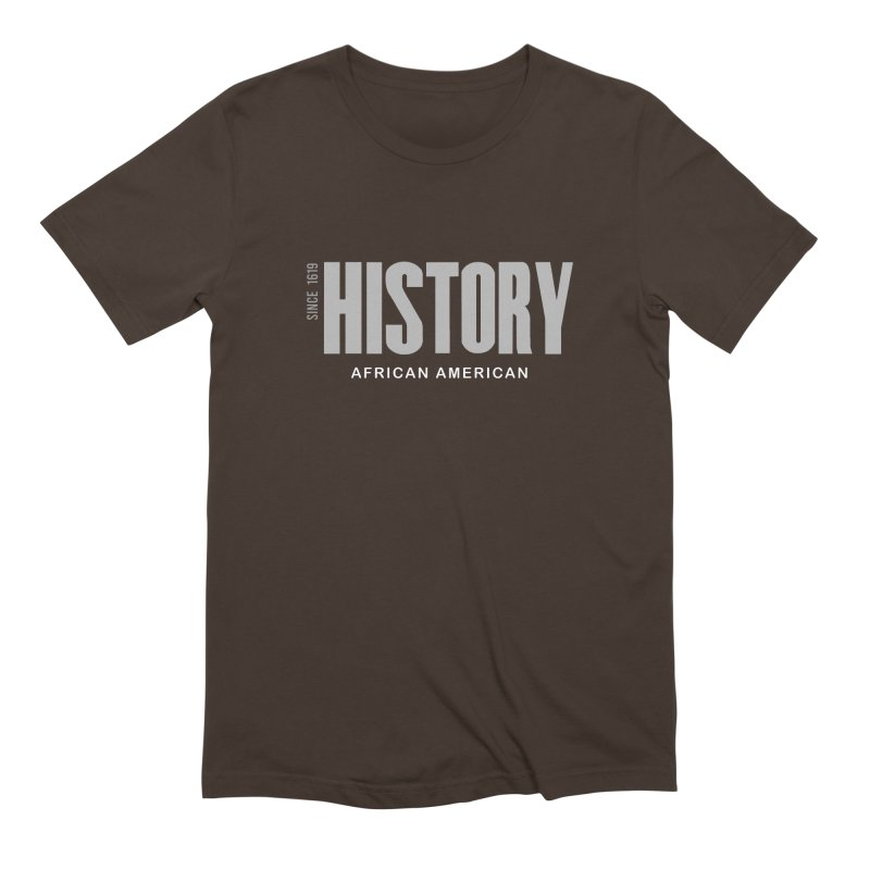 Black History Men's T-Shirt by Cornerstore Classics