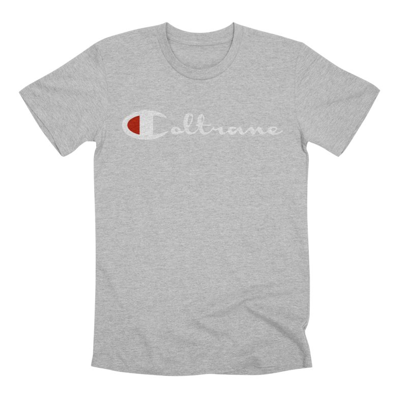 Coltrane Athletics Men's T-Shirt by Cornerstore Classics