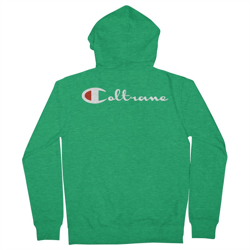 Coltrane Athletics Women's Zip-Up Hoody by Cornerstore Classics