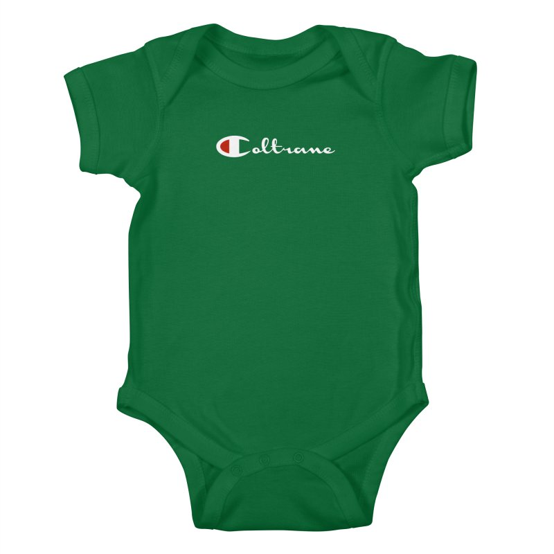 Coltrane Athletics Kids Baby Bodysuit by Cornerstore Classics