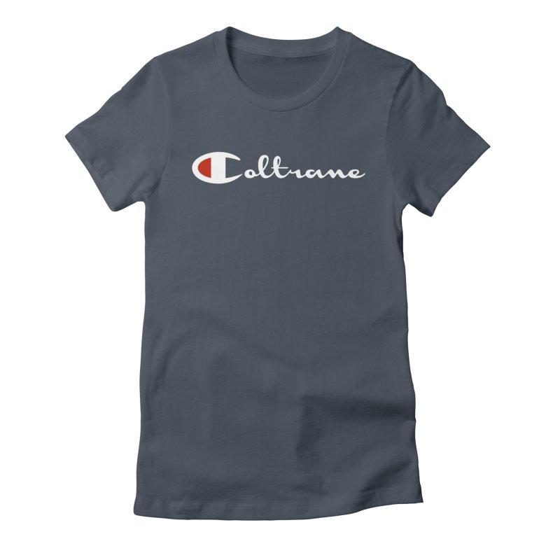 Coltrane Athletics Women's T-Shirt by Cornerstore Classics